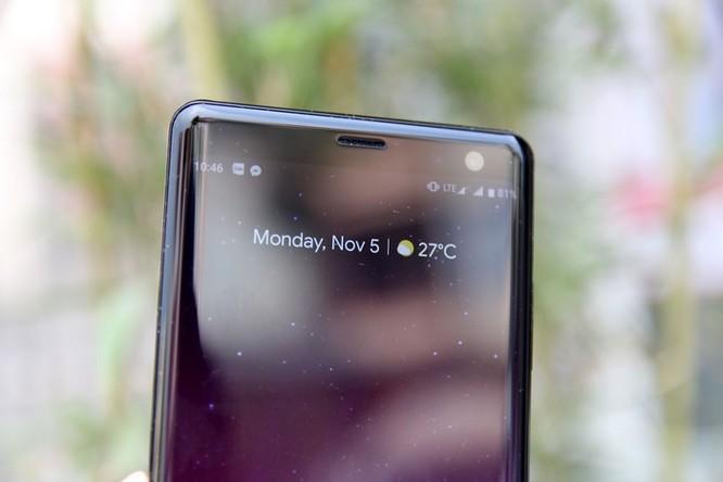 Chi tiết Sony Xperia XZ3 - giá 20 triệu, không bán chính hãng ở VN ảnh 3