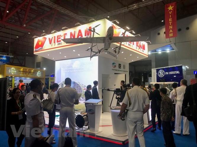 Việt Nam cho thấy sự phát triển đáng tự hào về công nghiệp quốc phòng ảnh 1