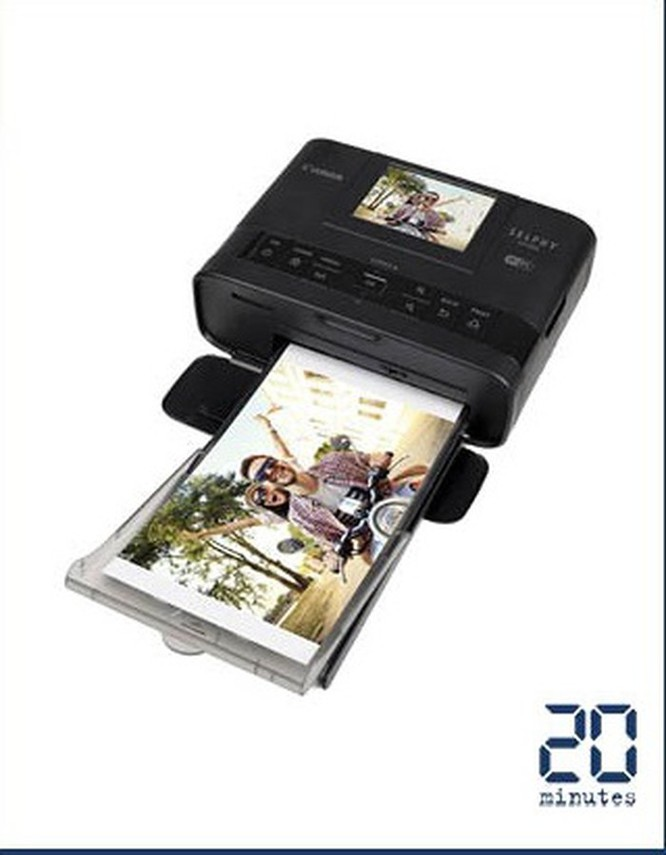 Những mẫu máy in ảnh tiện dụng đáng lựa chọn hiện giờ ảnh 2