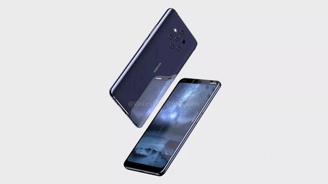 Ảnh dựng và video 360 độ về Nokia 9 ảnh 2