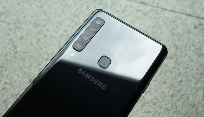 Chi tiết Galaxy A9 2018 4 camera sắp ra mắt ở VN ảnh 10