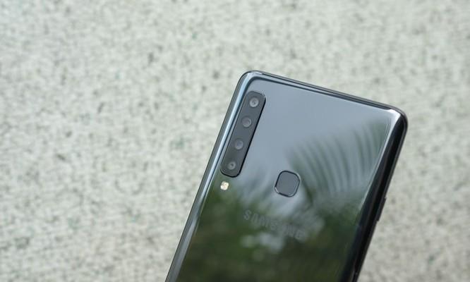 Chi tiết Galaxy A9 2018 4 camera sắp ra mắt ở VN ảnh 3