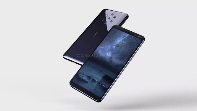 Ảnh dựng và video 360 độ về Nokia 9 ảnh 3