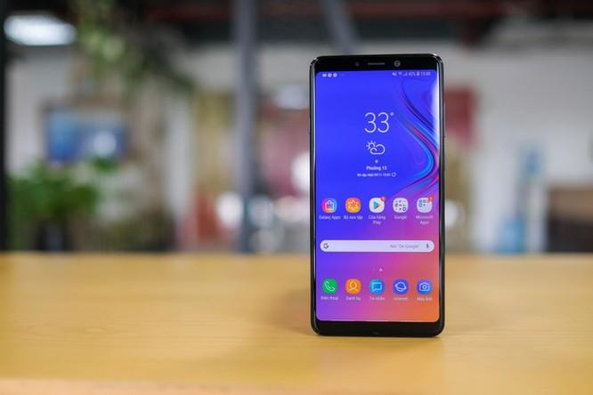 Chi tiết Galaxy A9 2018 4 camera sắp ra mắt ở VN ảnh 8