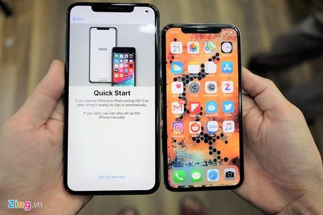 Về nước một tuần, iPhone XS chính hãng đã giảm giá mạnh ảnh 2