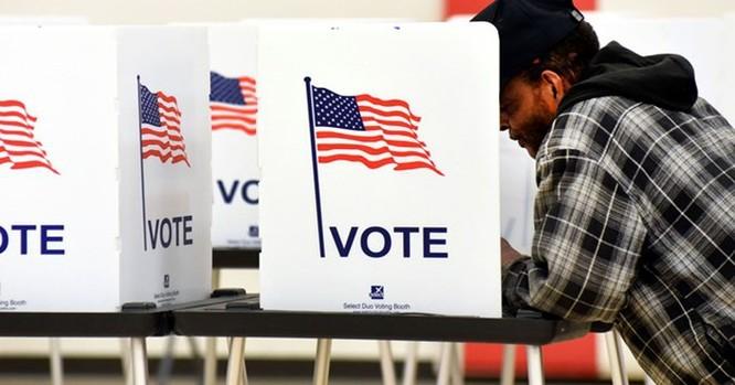 Các hãng công nghệ đã làm gì trong cuộc bầu cử giữa nhiệm kỳ ở Mỹ? ảnh 1