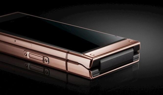 Điện thoại vỏ sò cao cấp Samsung W2019 trình làng, giá 63,6 triệu đồng ảnh 3