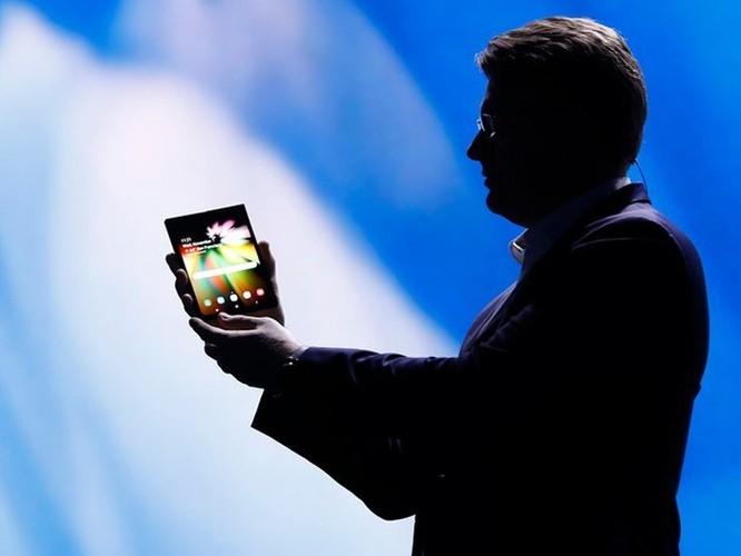 Samsung sẽ sản xuất ít nhất 1 triệu chiếc điện thoại màn hình gập ảnh 1