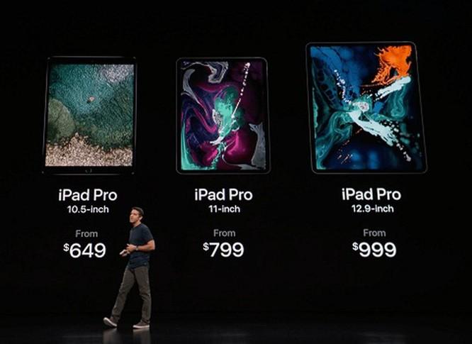 Nên mua iPad nào trong năm 2018? ảnh 1