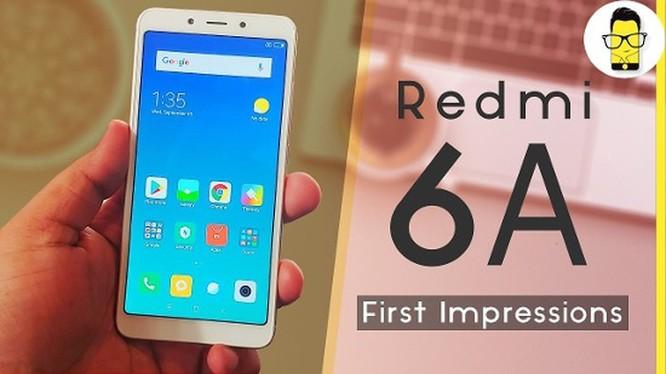 Xiaomi Redmi 6A: nhiều ưu điểm nhưng nhược điểm cũng không kém ảnh 21