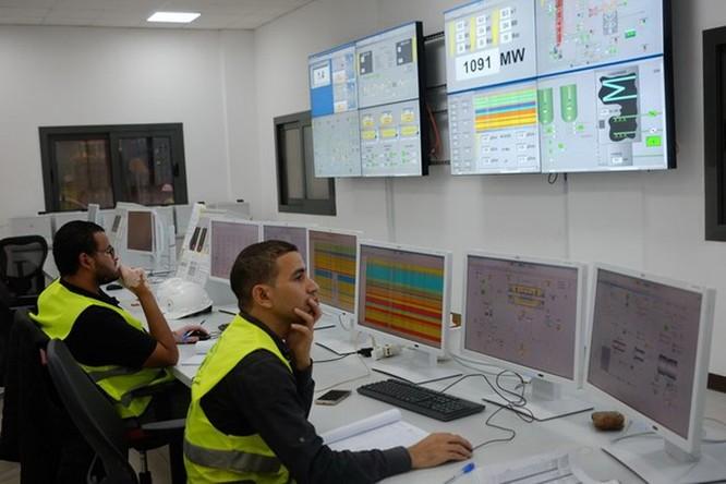 Dự án điện khí ở Ai Cập hoàn thành trong thời gian kỷ lục ảnh 10