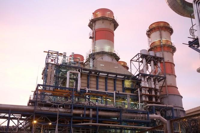 Dự án điện khí ở Ai Cập hoàn thành trong thời gian kỷ lục ảnh 4