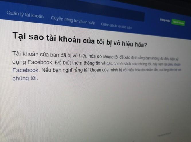 Sơn Tùng M-TP và hàng loạt sao Việt lại bị khóa tài khoản Facebook ảnh 2