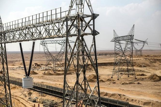 Dự án điện khí ở Ai Cập hoàn thành trong thời gian kỷ lục ảnh 15