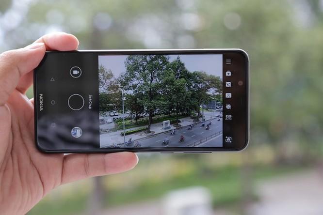 Chọn mua smartphone camera kép chụp xóa phông dưới 4 triệu đồng ảnh 7