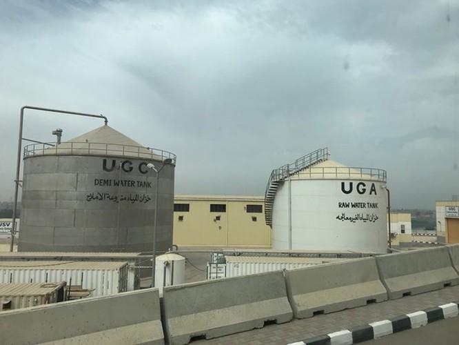 Dự án điện khí ở Ai Cập hoàn thành trong thời gian kỷ lục ảnh 12