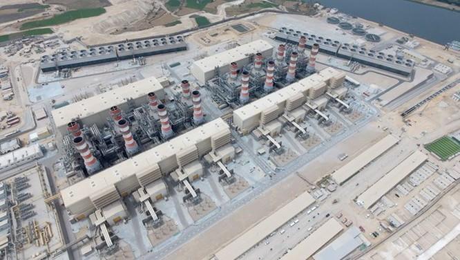 Dự án điện khí ở Ai Cập hoàn thành trong thời gian kỷ lục ảnh 17
