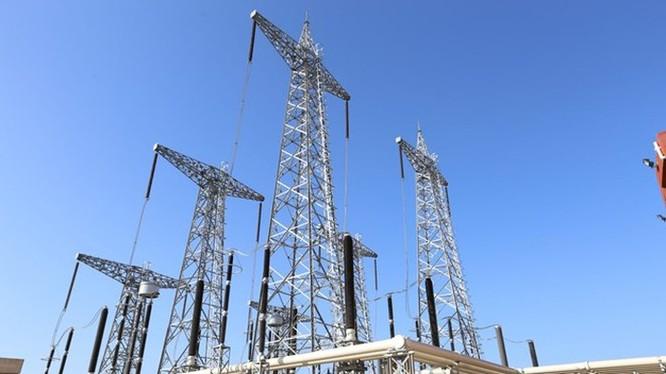 Dự án điện khí ở Ai Cập hoàn thành trong thời gian kỷ lục ảnh 14