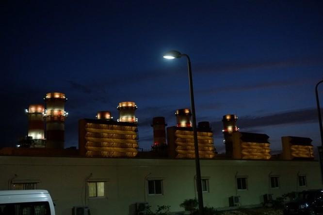 Dự án điện khí ở Ai Cập hoàn thành trong thời gian kỷ lục ảnh 13