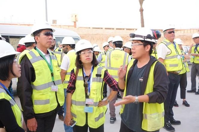 Dự án điện khí ở Ai Cập hoàn thành trong thời gian kỷ lục ảnh 6
