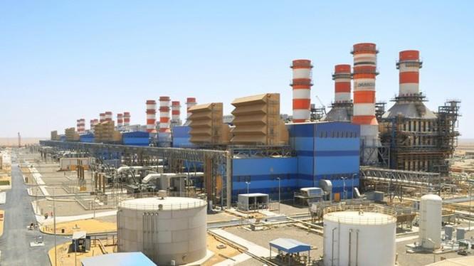 Dự án điện khí ở Ai Cập hoàn thành trong thời gian kỷ lục ảnh 1
