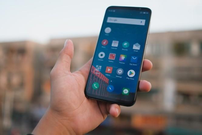 Chi tiết smartphone mỏng nhẹ nhất 2018 giá 11 triệu ở VN ảnh 8