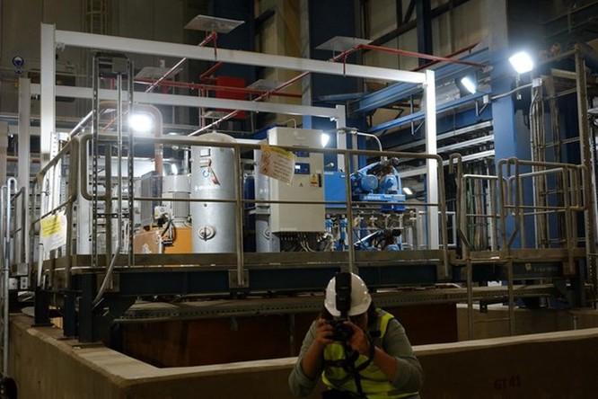 Dự án điện khí ở Ai Cập hoàn thành trong thời gian kỷ lục ảnh 7