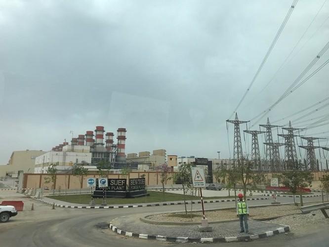 Dự án điện khí ở Ai Cập hoàn thành trong thời gian kỷ lục ảnh 2