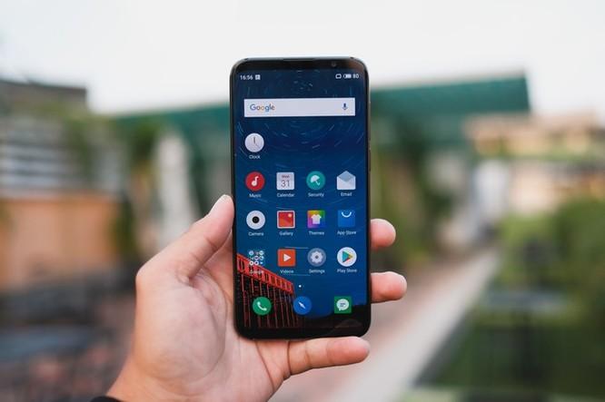 Chi tiết smartphone mỏng nhẹ nhất 2018 giá 11 triệu ở VN ảnh 3