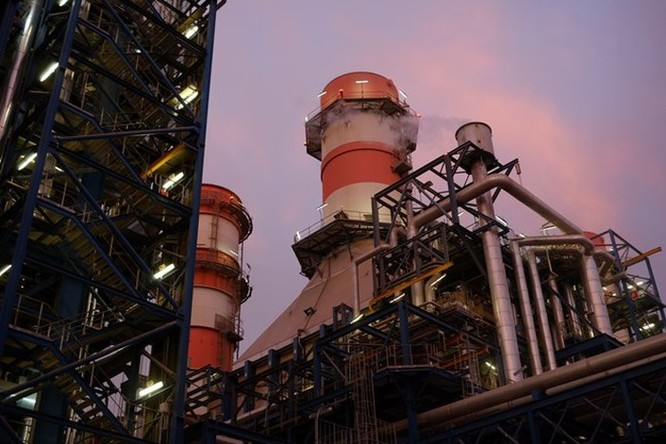Dự án điện khí ở Ai Cập hoàn thành trong thời gian kỷ lục ảnh 8