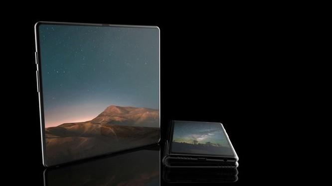 Samsung phát hành smartphone màn hình gập, giá 40 triệu đồng ảnh 1
