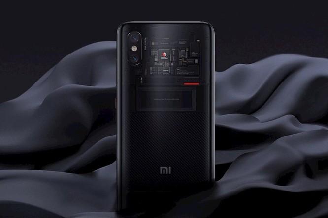 Xiaomi bán Mi 8 Pro mặt lưng trong suốt tại Việt Nam, giá 14,99 triệu đồng ảnh 1