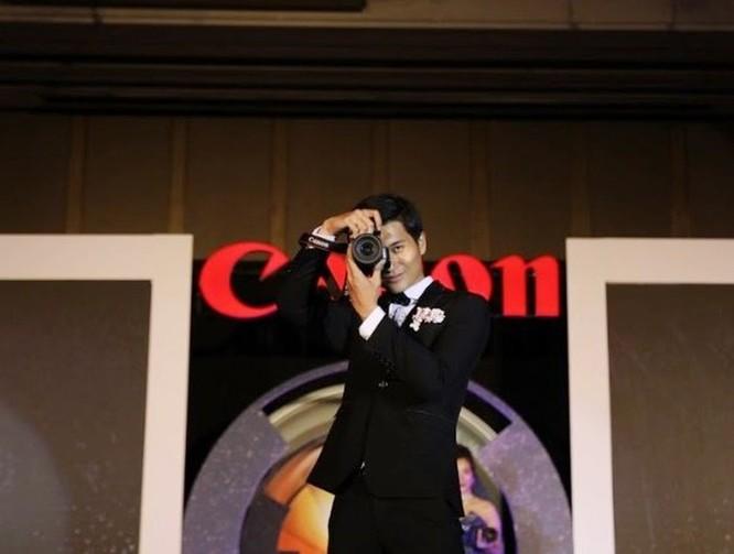Canon trình diễn dòng máy ảnh không gương lật full-frame EOS R mới nhất ảnh 3