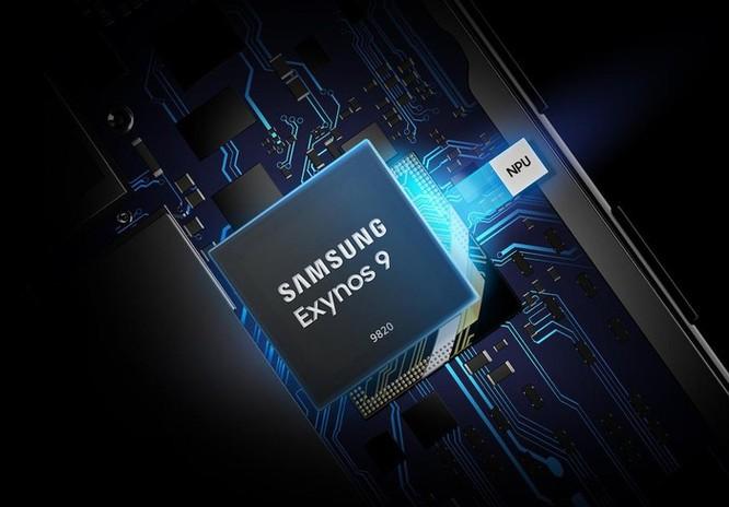 Samsung ra mắt chip Exynos 9820 SoC với GPU Mali-G76 và quay video 8K ảnh 1