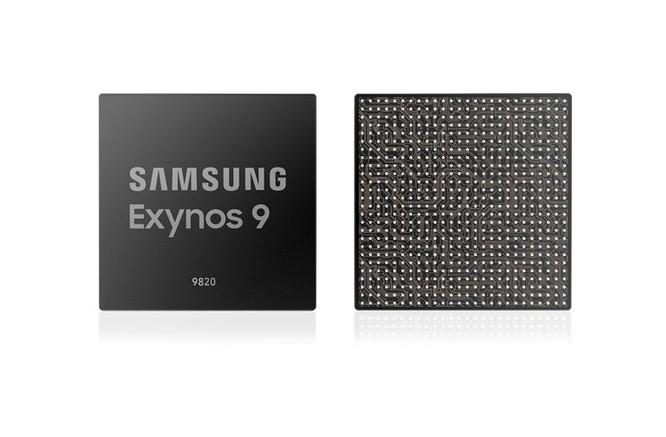 Samsung ra mắt chip Exynos 9820 SoC với GPU Mali-G76 và quay video 8K ảnh 5