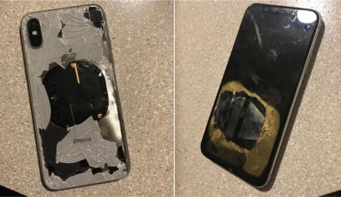 iPhone X phát nổ sau khi nâng cấp iOS 12.1 ảnh 1