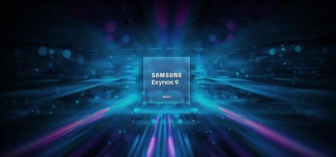 Samsung ra mắt chip Exynos 9820 SoC với GPU Mali-G76 và quay video 8K ảnh 4