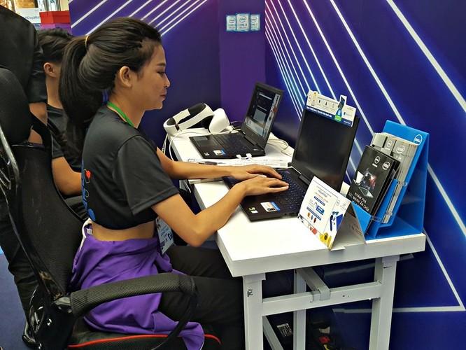 Dell mang loạt công nghệ mới nhất đến Hà Nội ảnh 4