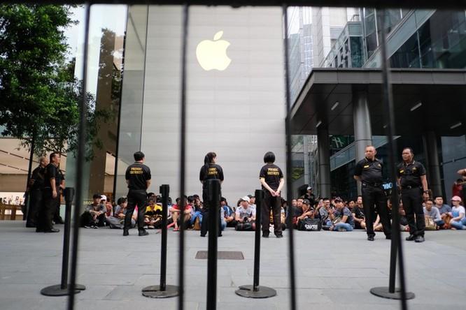 Thái Lan có Apple Store, người Việt miệt mài xếp hàng đến bao giờ? ảnh 12
