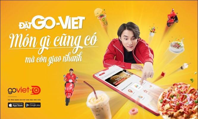 Go-Viet tung dịch vụ giao đồ ăn, công bố Sơn Tùng MTP làm đại sứ thương hiệu ảnh 1