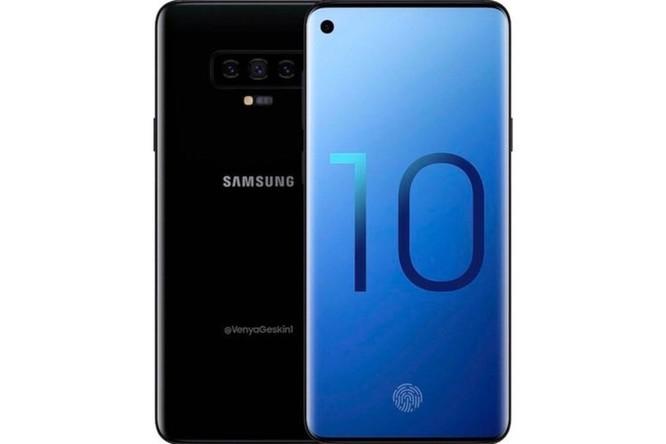 Samsung Galaxy S10 sẽ như thế nào? ảnh 1