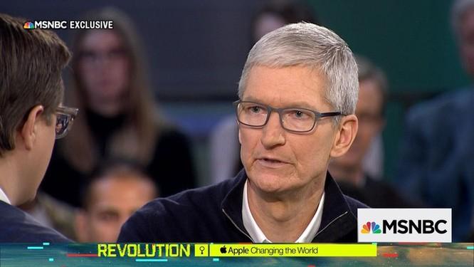 2 mặt kiểu Apple: Đề cao sự riêng tư nhưng bắt tay với Google ảnh 1