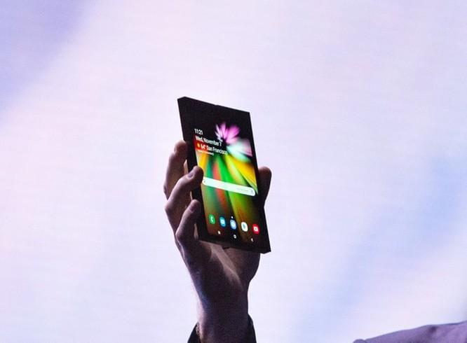 Chiếc Samsung Galaxy đắt chưa từng có ra mắt đầu 2019 ảnh 1