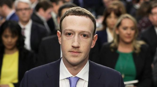 Mark Zuckerberg né tránh điều trần trước đại diện 7 quốc gia ảnh 1