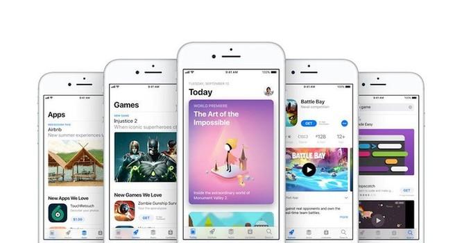 Apple sẽ phải đối mặt với vụ kiện chống độc quyền trên App Store? ảnh 1