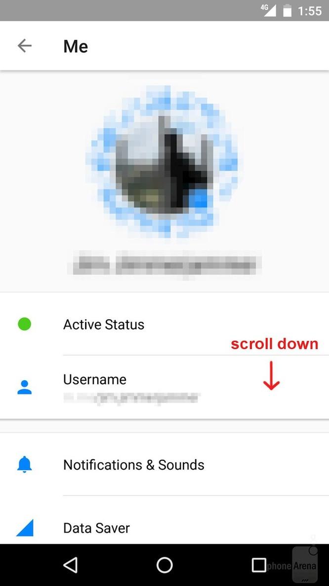 Cách tắt chat head trong Facebook Messenger trên Android mới nhất ảnh 2
