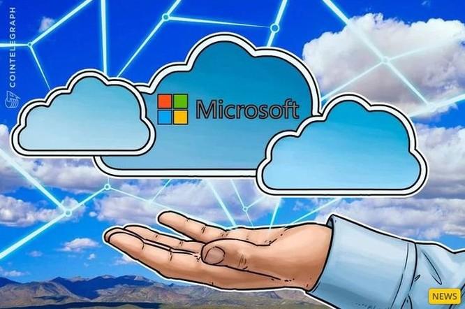 Microsoft Nhật Bản hợp tác với Startup để tăng thúc đẩy Blockchain trong nước ảnh 1