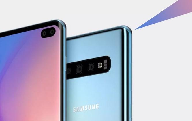 Xuất hiện hình ảnh của Galaxy S10 Plus với kiểu dáng mới ảnh 2