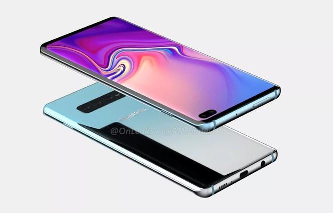 Xuất hiện hình ảnh của Galaxy S10 Plus với kiểu dáng mới ảnh 5