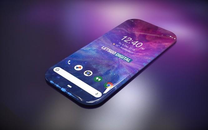 Samsung ra mắt smartphone không viền, tương tác đa chiều ảnh 1